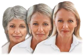 aging woman